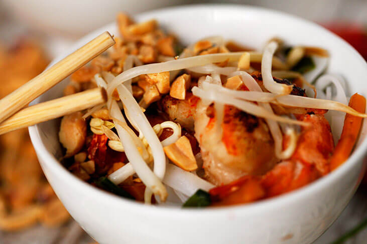 Curso de cocina tailandesa el gusto es nuestro for Cursos de cocina