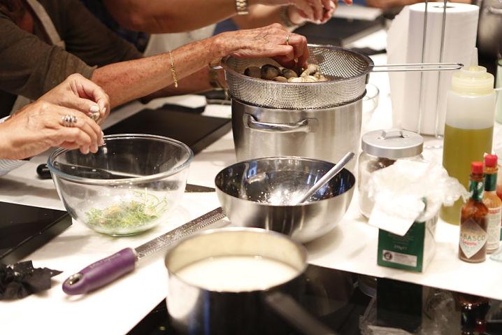 Curso de Cocina Sibarita