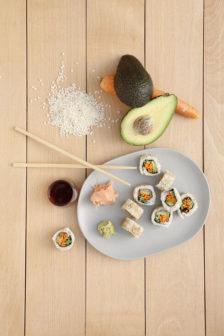 Curso de sushi para niños